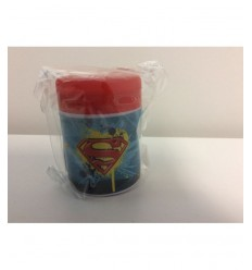 Superman Pencil Sharpener with 2 holes and tank 162190/5 Accademia- Futurartshop.com