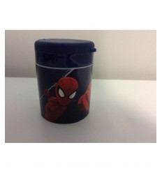 Spiderman Pencil Sharpener with 2 holes and tank 145216/5 Accademia- Futurartshop.com