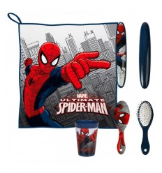kit igiene viaggio spiderman 2500000505 Cerdà-Futurartshop.com
