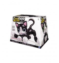 Zoomer-Kitty chaton interactive 6024413 Spin master- Futurartshop.com