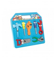 Fisher Price Super Set Di Attrezzi Di Manny X2175 X2175 Fisher Price-Futurartshop.com