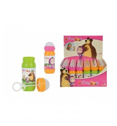 Masha and the bear-bubble tube 60 ml 109303184 Simba Toys- Futurartshop.com