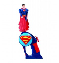 flygande hjältar Superman hjulet 52279 Mac Due- Futurartshop.com
