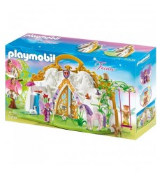 Playmobil-5208-Fairy-Bereich bei den Unicorns 5208 Playmobil- Futurartshop.com