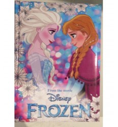 Diary 10 months (frozen) elsa 2016-2017 and anna blue 5B5001601000/3 Seven- Futurartshop.com