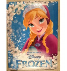 Anna (frozen) 10 mois journal 2016-2017 5B5001601000/6 Seven- Futurartshop.com