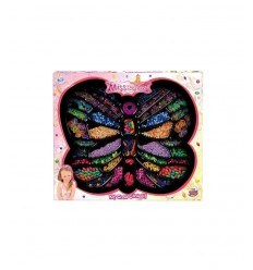 Great Games GG62002-Set Butterfly Beads GG62002 Grandi giochi- Futurartshop.com