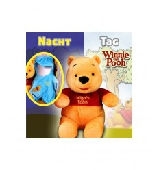 Dima Plush Winnie the pooh day and night 8023411004384 4X-2RQR-Q00V Dima- Futurartshop.com