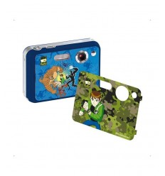 Ben 10 alien camera with case GP470426 Giochi Preziosi- Futurartshop.com