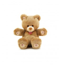 Trudi 25040 Peluche More Emotion, Orsetto Cantastorie, 38 cm 25040 -Futurartshop.com