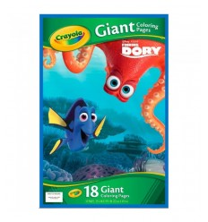 maxi pagine da colorare disney dory 04-2006 Crayola-Futurartshop.com