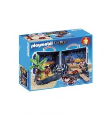 playmobil richiudibile scrigno isola del tesoro 5347 Playmobil-Futurartshop.com