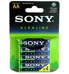 Sony Alkaline 4 stilo AM3E4X AM3E4X Sony- Futurartshop.com