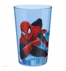 spiderman ultimate bicchiere per asilo 127732 637 -Futurartshop.com