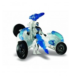Mattel Y1410-Max Steel Motorcycle Wheel Convertable Y1410 Mattel- Futurartshop.com