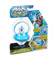 Mattel based fighters max steel Y1394 Y1394 Mattel- Futurartshop.com