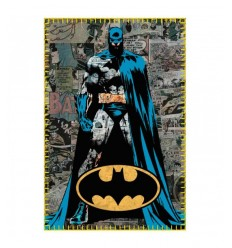 Plaid Batman 150x100 centimetri 2200001656 Cerdà-Futurartshop.com