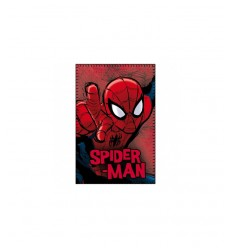 Plaid Spiderman 150x100 centimetri 2200001654 Cerdà-Futurartshop.com