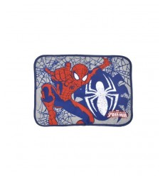 Set de table Spiderman coton bleu M85300 BL - Futurartshop.com