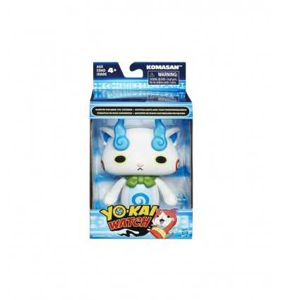 Yo-Kai personaggio Mood Reveal fosforescente Komasan B6047EQ00/B6593 Hasbro-Futurartshop.com
