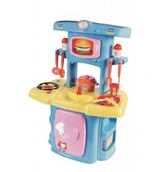 7600001711-Smoby Peppa Pig My first kitchen 7600001711 Smoby- Futurartshop.com