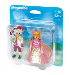 Playmobil 5242-Duo Pack comte et la comtesse 5242 Playmobil- Futurartshop.com
