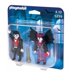 Playmobil 5239-Duo Pack Vampires 5239 Playmobil- Futurartshop.com