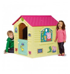 Peppa Pig House From garden 89503 GG45100 Giochi Preziosi- Futurartshop.com