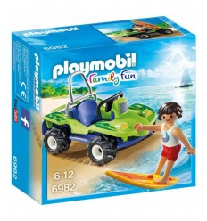Playmobil surfare med quad 6982 Playmobil- Futurartshop.com