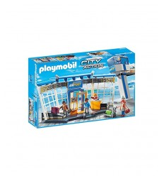 Playmobil airport control tower 5338 Playmobil- Futurartshop.com