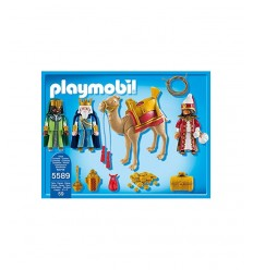 Playmobil three wise kings with camel 5589 Playmobil- Futurartshop.com