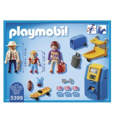 Playmobil family boarding 5399 Playmobil- Futurartshop.com