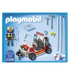 Playmobil fire mobile units 5398 Playmobil- Futurartshop.com