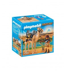 playmoobil guerriero egizio con cammello 5389 Playmobil-Futurartshop.com