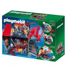 Playmobil antre du Dragon-5420 5420 Playmobil- Futurartshop.com