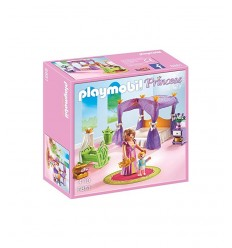 Dormitorio de Playmobil real con cuna 6851 Playmobil- Futurartshop.com