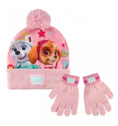 Paw patrol skye winter hat and gloves set 2200001758 Cerdà- Futurartshop.com