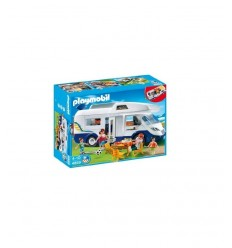 Playmobil famille camping-car-4859 4859 Playmobil- Futurartshop.com