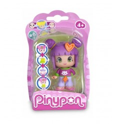 PinY Pon character girl with lilac hair 700012744/20854 Famosa- Futurartshop.com