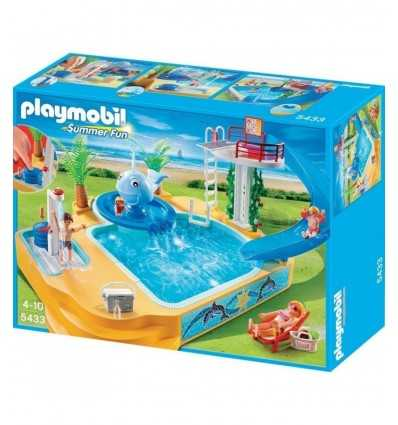 Playmobil 5433 piscina divertente con balena playmobil summer fun - Playmobil piscina ballena ...