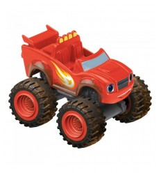 Blaze red Mud racing vehicle  CGF20/CJJ47 Mattel- Futurartshop.com