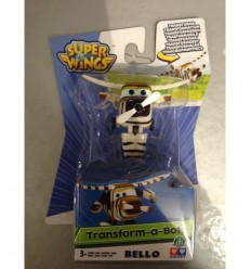 Super wings mini character transform nice UPW00000/8 Giochi Preziosi- Futurartshop.com