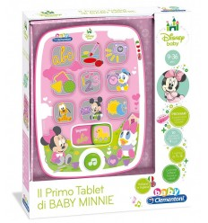 il tablet di baby minnie 17139 Clementoni-Futurartshop.com