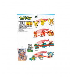Pokemon karaktär Evolution CCP18003 Giochi Preziosi- Futurartshop.com