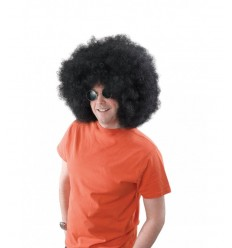 afro wig black curly BW662 Rubie's- Futurartshop.com