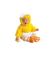 costume pulcino super baby taglia XS IT885195-12/18 Rubie's-Futurartshop.com