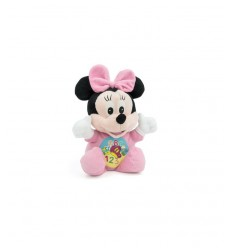 Clementoni-14676-Minnie Plush Bright Soft 14676 Clementoni- Futurartshop.com