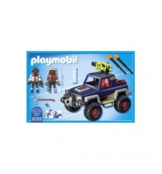 Playmobil predator assault boat 9059 Playmobil- Futurartshop.com
