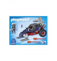 Playmobil Prowler snowmobile 9058 Playmobil- Futurartshop.com