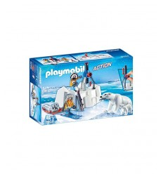 Playmobil Scouts with bears 9056 Playmobil- Futurartshop.com